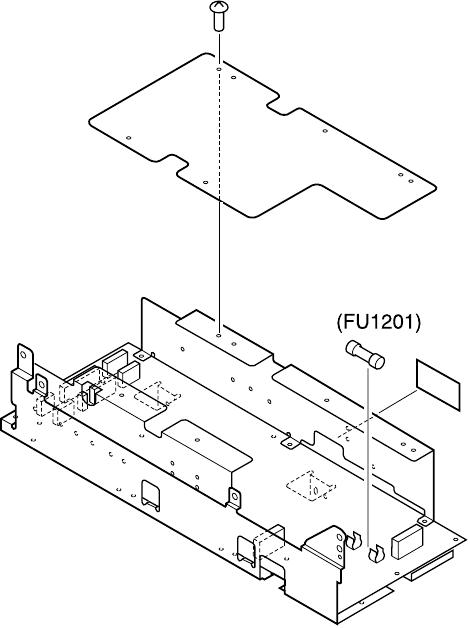 Printer Parts Unique To The Hp Color Laserjet 8550mfp
