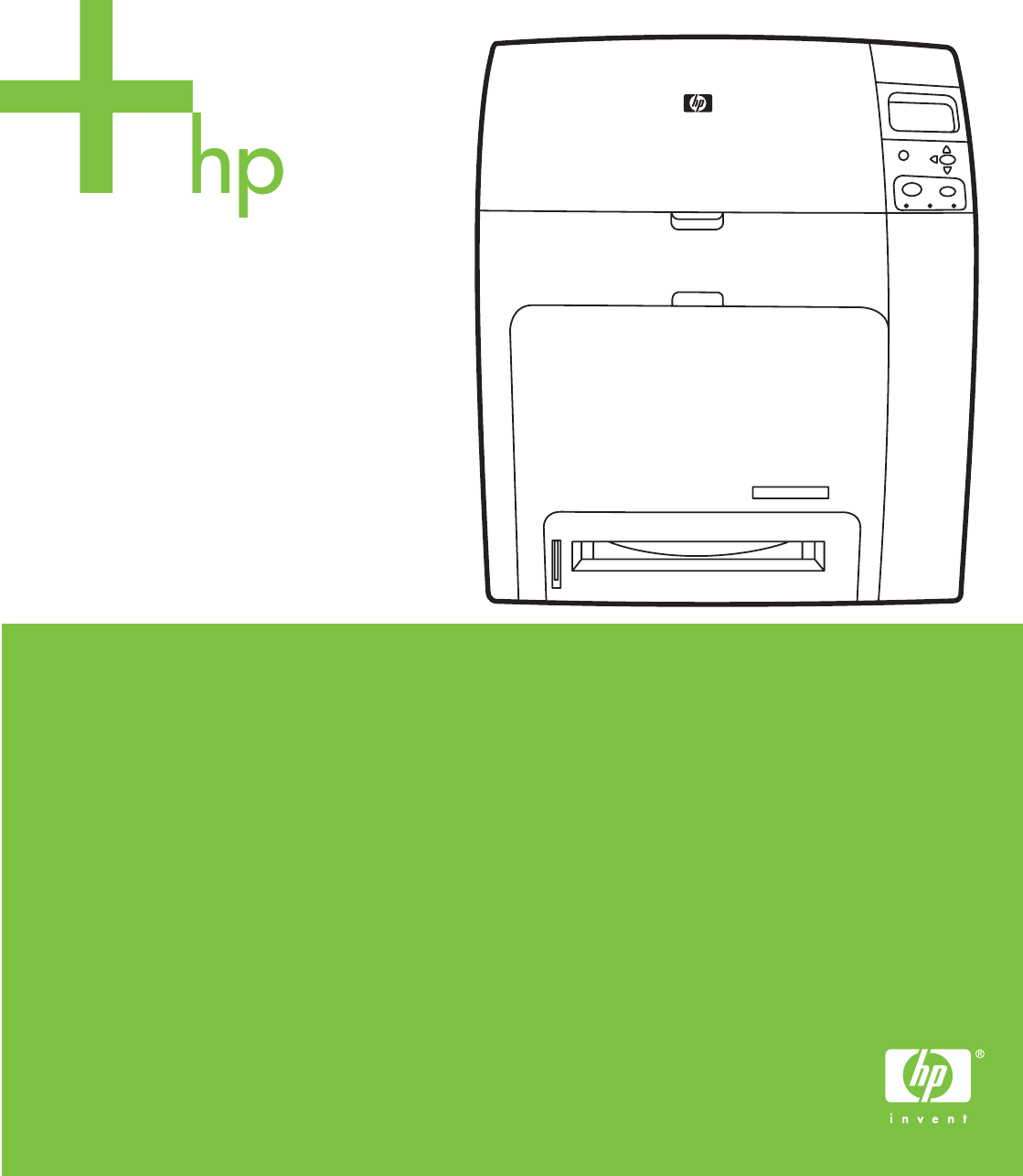 HP Color LaserJet 4700/CP4005 Series. Service Manual
