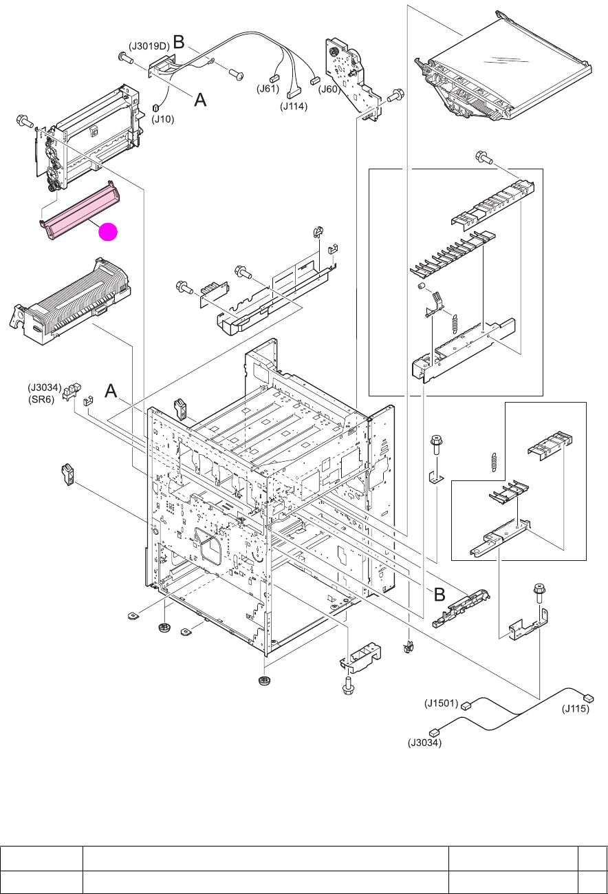 service hp color laserjet 9500 9500mfp print engine rh dectrader com