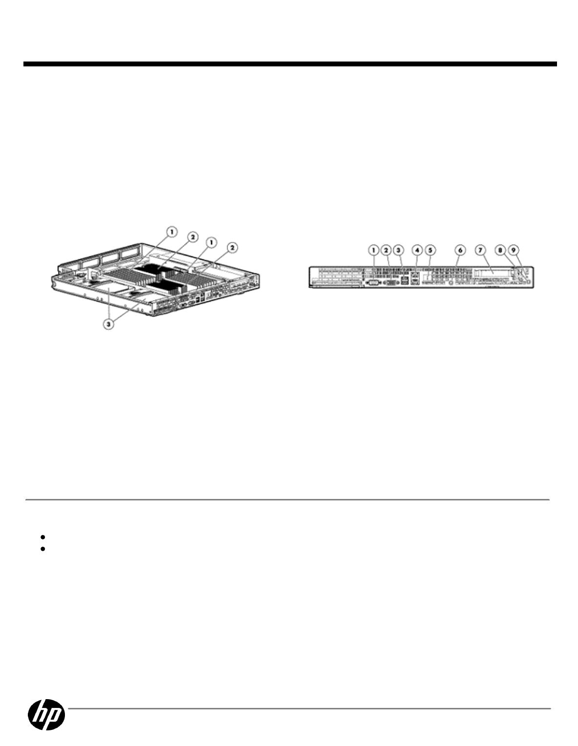 591896-L21 2.93 GHz,12MB L3 Cache, 95 Watts, DDR3-1333 New Bulk HP Intel Xeon Processor X5670
