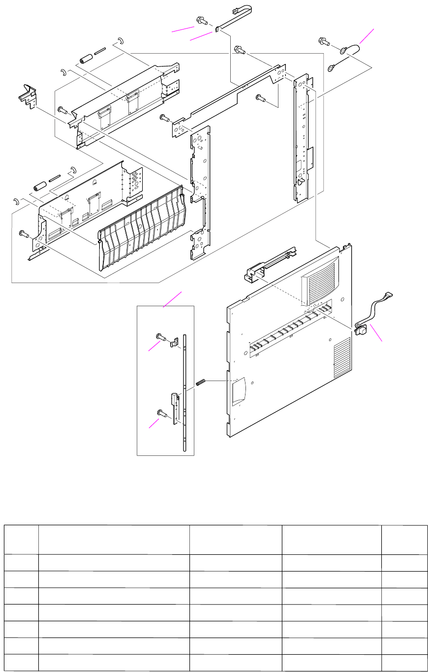 rh7 1623 000cn hp new controller board tubeaxial fan Aircraft Wiring Diagram illustrations and parts lists 265