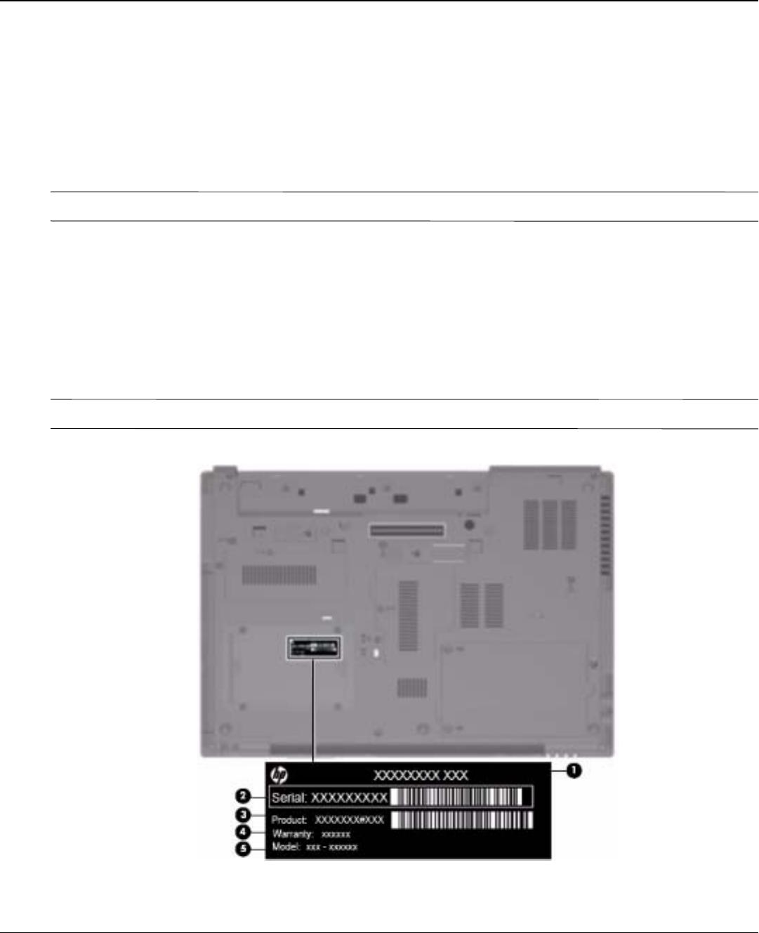 HP EliteBook 8440p Notebook PC and HP EliteBook 8440w Mobile