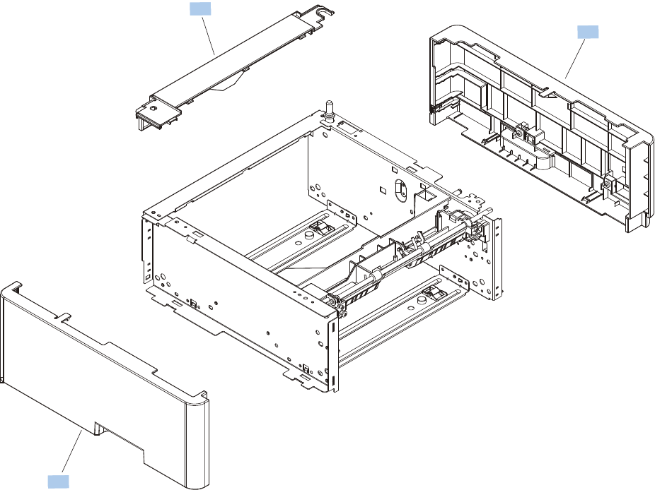 hp laserjet pro 400 m425 mfp adf pickup roller assembly Mars Wiring Diagram input devices