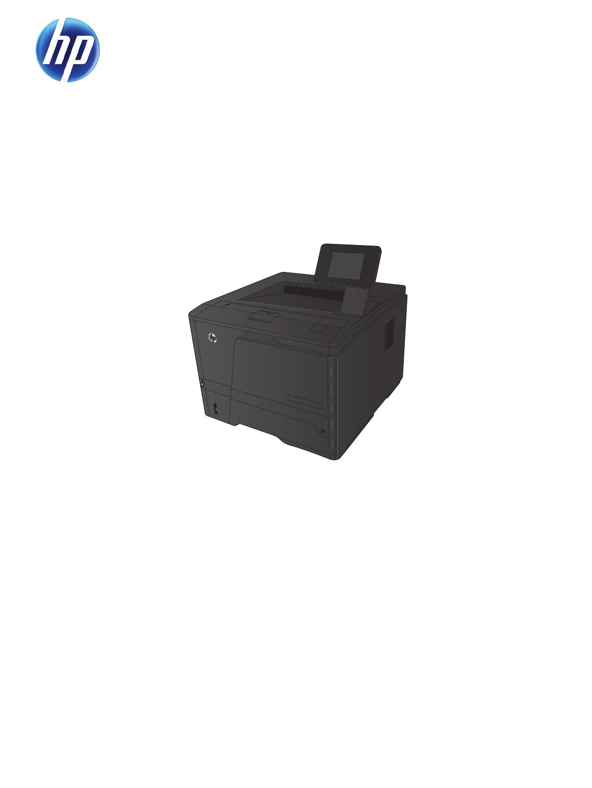 hp laserjet pro 400 m425dn service manual