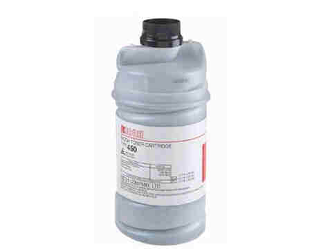 TYPE 450 TONER CARTRIDGE - BLACK - 17000 PAGES AT 5% COVERAGE FOR USE IN FT4022