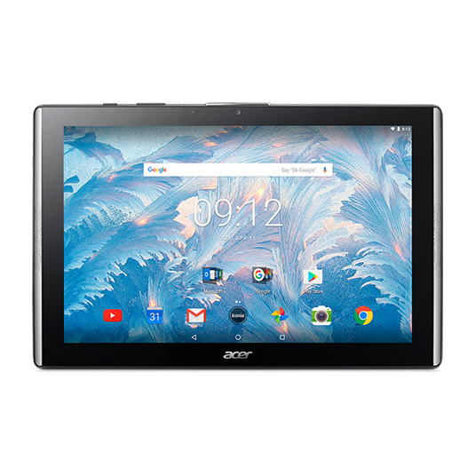 ICONIA ONE 10 B3-A40-K5S2 - Tablet - Android 7.0 (Nougat) - 32 GB eMMC - 10.1 inch IPS (1280 x 800) - USB host - microSD slot - black