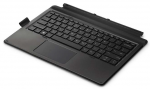 Pro x2 collaboration keyboard (Black) - Full-sized backlit keyboard with scissor keys and clickpad (United States)