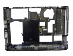 CPU base enclosure (chassis bottom) - Includes rubber feet which are heat-melded to the bottom of the unit