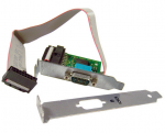 Secondary serial port PC board (full-height)