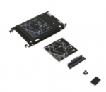 Hard drive hardware kit - Includes hard drive bracket, hard drive connector adapter, and screws