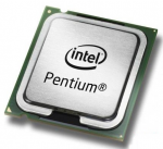 Intel Pentium 64-bit Dual-Core processor G840 - 2.80GHz (Sandy Bridge 3MB shared cache 65W Thermal Design Power (TDP) socket 1155) - Integrated memory controller and graphics