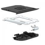 Plastics kit - Includes an SD card insert fingerprint reader insert RJ-45 spring and RJ-45 door