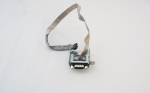 Serial port adapter (cable/bracket) assembly