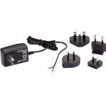 120-VAC/12-VDC WALLMOUNT POWER SUPPLY WITH BARE LEADS