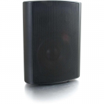Cables To Go 5in Wall Mount Speaker - Black (Each) - 100 Hz to 20 kHz - 8 Ohm - Wall Mountable