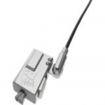 DELL WEDGE SECURITY CABLE LOCK ONLY MODELS WITH WEDGE LOCK SLOT