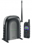 DURAFON-SIP LONG RANGE DURABLE SIP CORDLESS TELEPHONE SYSTEM with ONE (1) BASE S