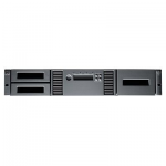 StorageWorks MSL2024 - Tape library - LTO Ultrium - max drives: 2 - rack-mountable - 2U - barcode reader - for ProLiant DL120 G7 DL120 G7 Base DL120 G7 Entry DL120 G7 Performance