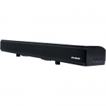 2.1 channel gaming soundbar with built-in subwoofers Retail