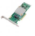12Gb/s 4Port RAID PCIE SAS/SATA LP/MD2 Adapters Retail
