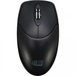 2.4GHZ WIRELESS OPTICAL MOUSE, WITH METAL SCROLL WHEEL, AUTO-SLEEP FEA