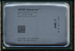 AMD Opteron 6284SE Sixteen-Core processor - 2.7GHz (Interlagos, 16MB Level-3 cache, 140 watt Thermal Design Power (TDP), socket G34)
