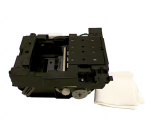 Designjet 510 750c 815 820 Service Station (Includes Wipers Pen Caps Right-Hand Spittoon Installed in Right Side of Printer)