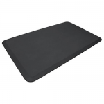 DURABLE FOAM FOR DEEP-CUSHION COMFORT REDUCING ACHES STRAINS AND WORK-RELATED