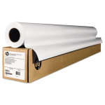 Wide-Format Matte Canvas Paper Roll 42 inch X 50 Ft 16 Mil White