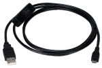 5FT MICRO-USB POWER CABLE FOR RASPBERRY PI B+ with BUILT-IN SWITCH