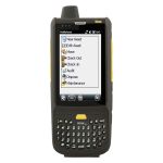 HC1 - Data collection terminal - Win Embedded Handheld 6.5 - 512 MB - 3.8 inch TFT (800 x 480) - barcode reader - (laser) - microSD slot - Wi-Fi
