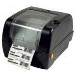 WPL305 - Label printer - thermal transfer - Roll (4.4 in) - 203 dpi - up to 300 inch/min - capacity: 1 roll - parallel USB serial