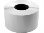 2 inch X 1 inch DT PAPER LABEL QUAD PACK 1 inch CORE 2300 PER ROLL 4 ROLLS PER CARTON PRICED AND SOLD IN CARTONS ONLY WPL305