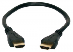 0.5M HIGH SPEED HDMI ULTRAHD 4K WITH ETHERNET CABLE