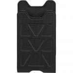 Field-Ready Universal - Holster bag for cell phone - rugged - polyurethane - black - 4.7 inch
