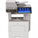MP 501SPF Mono Laser MFP (52 ppm) (2 GB) (8.5 x 14) (p/s/c/f) (Duplex) (USB) (Ethernet) (Touchscreen) (500 Sheet Input Tray) (100 Sheet Bypass Tray) (50 Sheet ARDF)