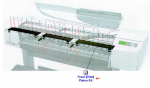 Front platen kit - Includes platens for both the 24-inch and the 42-inch models