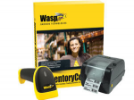 INVENTORY CONTROL STANDARD WITH WWS550I CORDLESS BARCODE SCANNER AND WPL305 BARCODE PRINTER