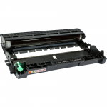 Black Drum Unit For Brother DCP-7055 DCP-7060D DCP-7065DN; HL-2130 HL-2220 - 12000 Page