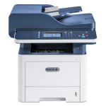 WorkCentre 3345DNI Mono Laser MFP (42 ppm) (1.5 GB) (8.5 x 14) (Duty Cycle 80000 Pages) (p/s/c/f) (Duplex) (USB) (Ethernet) (Wireless) (300 Sheet Input Cap) (50 Sheet RADF)
