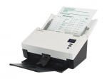 Patriot D40 - Document scanner - CCD - Duplex - - 600 dpi - up to 60 ppm (mono) / up to 60 ppm (color) - ADF (80 sheets) - up to 9000 scans per day - USB 2.0 - TAA Compliant