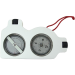 Inclinometer/Compass Satellite Angle Finder