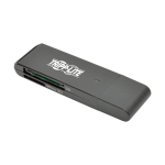 USB 3.0 SUPERSPEED SD / MICRO SD ADAPTER MEMORY CARD READER