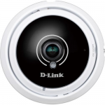 DCS 4622 - Network surveillance camera - dome - color (Day&Night) - 3 MP - 1920 x 1536 - audio - LAN 10/100 - MJPEG H.264 - DC 12 V / PoE