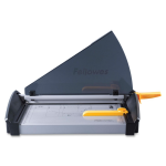 Plasma 150 Paper Cutter - 1 x Blade(s) Cuts 40Sheet - 15 inch Cutting Length - Metal Base Stainless Steel Blade - Silver