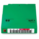 Ultrium Non-Custom Labeled Data Cartridge - 20 x LTO Ultrium 4 - 800 GB / 1.6 TB - labeled - green - for HPE MSL4048 StorageWorks Enterprise Modular Library E-Series StoreEver Ultrium 1840