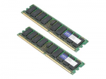 DDR2 - 8 GB: 2 x 4 GB - FB-DIMM 240-pin - 667 MHz / PC2-5300 - CL5 - 1.8 V - fully buffered - ECC - for Dell PowerEdge M600