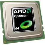 AMD Opteron 2216HE Dual-Core processor - 2.4GHz (Santa Rosa 2x 1MB Level-2 cache 1.0GHz hypertransport (HT) 68 watt Thermal Design Power (TDP) socket F (1207-LGA))
