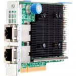 535FLR-T - Network adapter - PCIe 3.0 x8 2 - 10 GigE - for ProLiant DL325 Gen10 DL360 Gen10 DL380 Gen10 DL385 Gen10 DL388 Gen10 XL170r Gen10