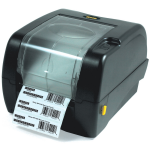 WPL305 - Label printer - thermal transfer - Roll (4.65 in) - 203 dpi - up to 300 inch/min - capacity: 1 roll - parallel, USB, serial